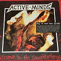 Active Minds - Welcome to the slaughterhouse - LP