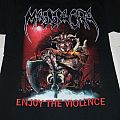 Massacra - Enjoy the violence - TS