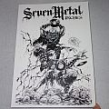 Seven Metal Inches - Book