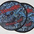 Desecrator - Subconscious release - Round woven patch