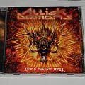 Attick Demons - Let's raise hell - CD, signed
