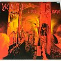 W.A.S.P. - Live...in the raw - LP