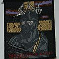 Sodom - Persecution mania - Woven patch