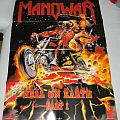 Manowar - Hell on earth part I - Promo poster