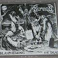 "Nominon - Blaspheming the dead - 7"" Single"