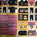 Other Collectable - EMP - 04-1995 - Shirts and Patches