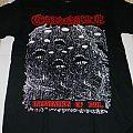 Carnage - Infestation of evil - Tshirt
