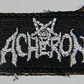 Acheron - Patch - Acheron - Logo - very small spacefiller patch