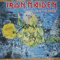 Iron Maiden - Live after death - Flag (SUPER size)