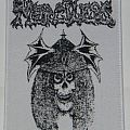 Merciless - Woven patch