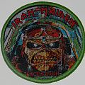 Iron Maiden - Aces high - Woven patch