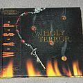 W.A.S.P. - Unholy terror - orig.Firstpress Digibook