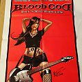 Blood God - Rock'n'Roll Warmachine - signed Poster