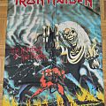 Iron Maiden - The number of the beast - Flag (standart size)