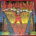 Abomination - Abomination - original Firstpress
