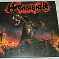 Witchburner - Lissabon live lunatics - LP