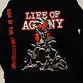 Life of Agony - Rise from the underground - Tour LS