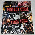 Mötley Crüe - The final tour - Tourbook