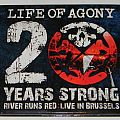 Life of Agony - 20 years strong - River runs red : Live in Brüssel - Digipack