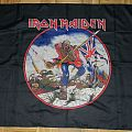 Iron Maiden - The Trooper - Big sized flag