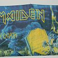 Iron maiden - Live after death - Flag - longish
