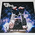 Iron Curtain - Guilty as charged - LP