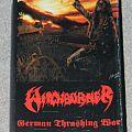 Witchburner - German thrashing war - Tape