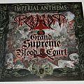 Paganizer / Grand Supreme Blood Court - Imperial anthems 15 - Split-Single