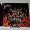 Avenger - Prayers of steel - Re-release CD