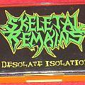 Skeletal Remains - Desolation isolation - original Demo