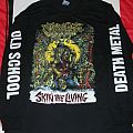 Jungle Rot - Skin the living - LS