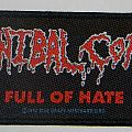Cannibal Corpse - Full of hate - Stripe