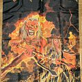 Iron Maiden - Hallowed be thy name - Flag (standart size)