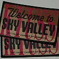 Kyuss - Welcome to skyvalley - Woven Patch