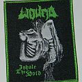 Wound - Inhale the void - Woven patch