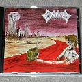 Epitaph / Excruciate - Split - Re-release CD