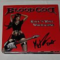 Blood God - Rock'n'Roll Warmachine - Triple Digipack CD