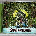 Jungle Rot - Skin the living - Re-release CD