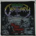 Obituary - The end complete - Woven patch