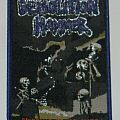 Demolition Hammer - Epidemic of violence - Woven patch