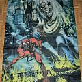 Iron Maiden - The number of the beast - Flag (SUPER Size)