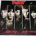 Ratt - Dancing undercover - LP