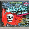 Mötley Crüe - Live USA - Single-CD