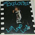 The Exploited - Live lewd lust - orig.Firstpress - LP