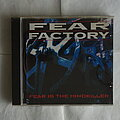 Fear Factory - Tape / Vinyl / CD / Recording etc - Fear Factory - Fear is the mindkiller - CD