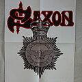 Saxon - Other Collectable - Saxon / Venom - Poster