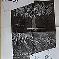 Rotting Christ - Other Collectable - Rotting Christ - Triarchy of the lost lovers - Promo Poster
