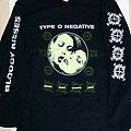Type O Negative - TShirt or Longsleeve - Type O Negative - Bloody Kisses - LS