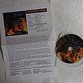 Revenge - Tape / Vinyl / CD / Recording etc - Revenge - Harder than steel - Promo CD