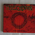 The Crown - The burning - Re-release CD